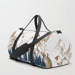 mountains 9 Duffle Bag