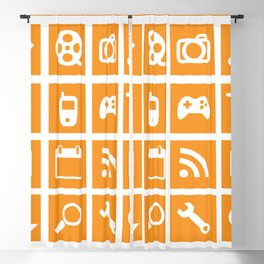 All Things Digital Blackout Curtain