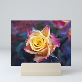 MAGIC ROSE SOUND Mini Art Print