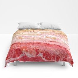 PINK LAKE Comforters
