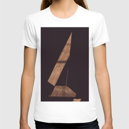 Old Barn Shapes T-shirt