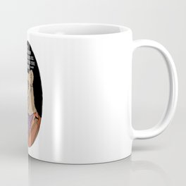 Does a bear shit in the woods? Coffee Mug