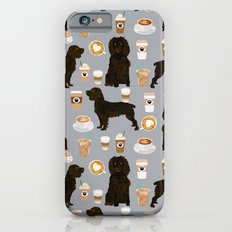 Boykin Spaniel coffee lover foodie dog person gifts for the dog person in your life Slim Case iPhone 6s