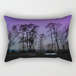 Twilight in Berlin Rectangular Pillow