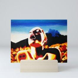 Lust Mini Art Print