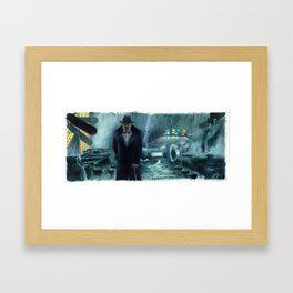 Blade Runner - Gaff Framed Art Print
