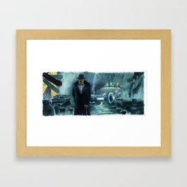 Blade Runner - Gaff Framed Art Print