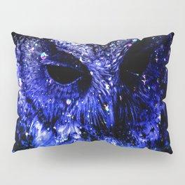 Starlight Owl Pillow Sham