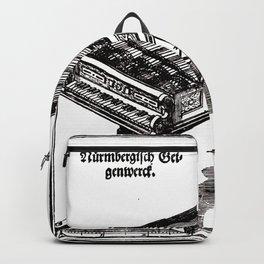 Geigenwerk Backpack