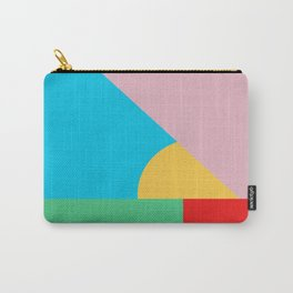 Circle Series - Summer Palette No. 2 Carry-All Pouch