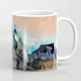 Spanish Castle Coffee Mug