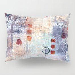 abstract collective: lazy dayz Pillow Sham