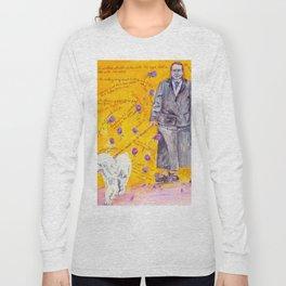 Gertrude Stein Long Sleeve T-shirt