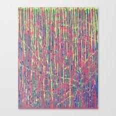 Styro Canvas Print