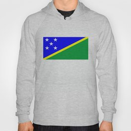 Solomon Islands country flag Hoody