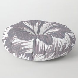 Dusty Purple Dahila Floor Pillow