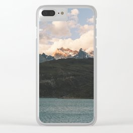 Patagonia Sunset Clear iPhone Case