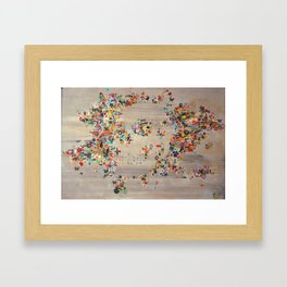 Very Jolly Rodger Framed Art Print
