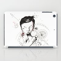 human iPad Cases featuring Human by Ianah Maia
