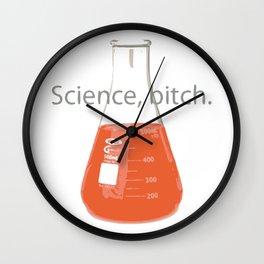 Science, Bitch Wall Clock