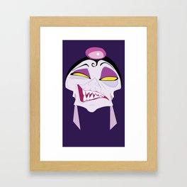 Real Monsters Framed Art Print