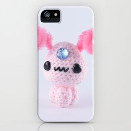 Amigurumi iPhone Case