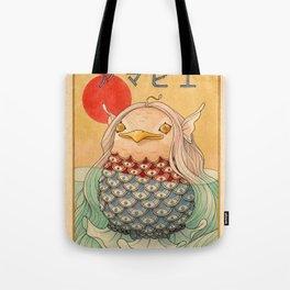 Amabie Tote Bag