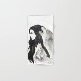 Winter Song Hand & Bath Towel