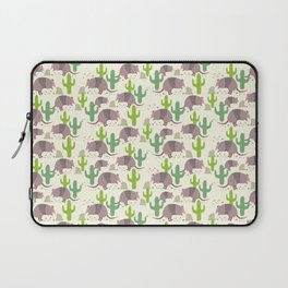 Armadillo Parade II Laptop Sleeve