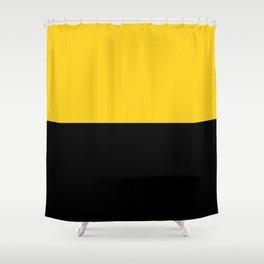 flag of Sachsen-Anhalt (Saxony-Anhalt) Shower Curtain