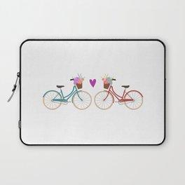Bicycle Love Laptop Sleeve