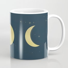 Moon phase Coffee Mug