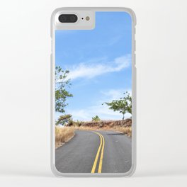 In the way Clear iPhone Case
