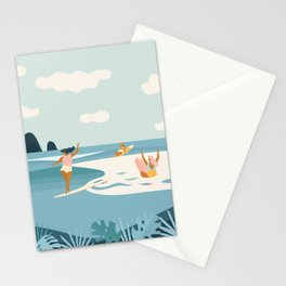 Wave Sisters Stationery Cards