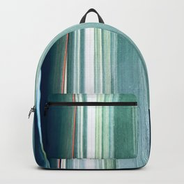 Nature's stripes Backpack