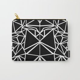 Black machaon Carry-All Pouch