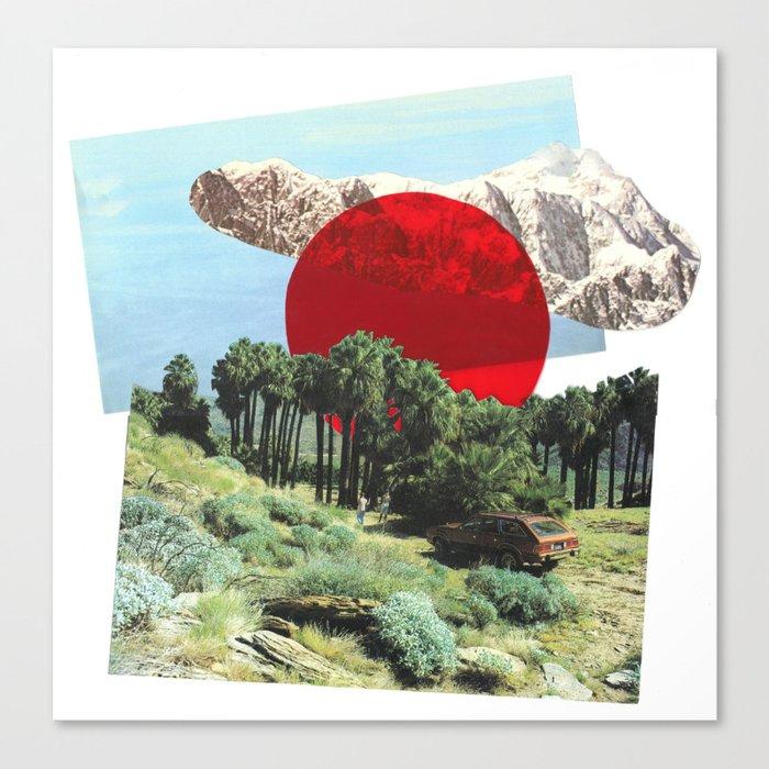 KNYX Canvas Print