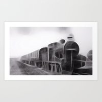 technology Art Prints featuring Technology Works by J5rson