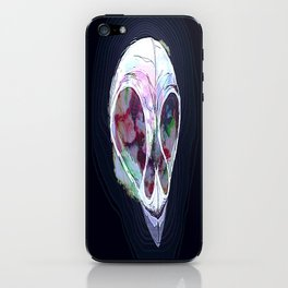 Pastel Skull iPhone Skin