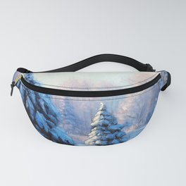 Winter Peace Fanny Pack