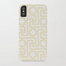 Textile Inspired iPhone X Slim Case