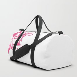 Follow the Pink Herd #700 Duffle Bag