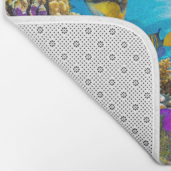 sea life Bath Mat