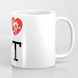 I love Joshua Tree by CREYES Coffee Mug