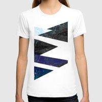 frozen T-shirts featuring Marble stone ( frozen ) by Marta Olga Klara