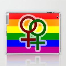 LGBT Lesbian Laptop & iPad Skin