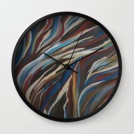 Nature Flow Wall Clock