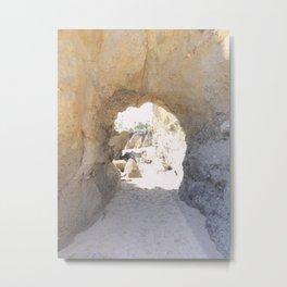 Laguna Beach Passthrough Metal Print