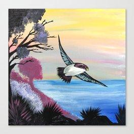 A Birds View Canvas Print