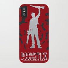 Boomstick Slim Case iPhone X